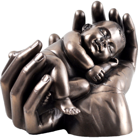 Sweet Dreams Cold Cast Bronze Sculpture